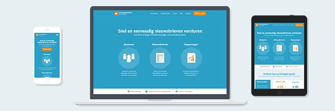 Compleet vernieuwde website online