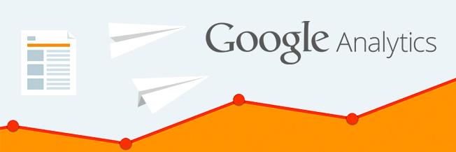 Volg nieuwsbrieven in Google Analytics